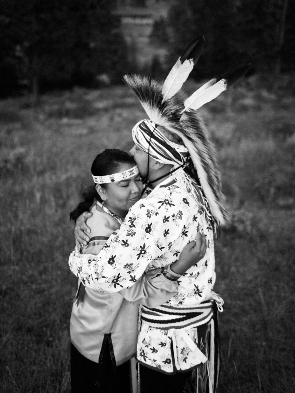 native american wedding