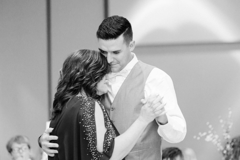 mother of the groom dance